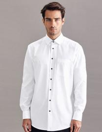 Men`s Shirt Poplin Regular Fit Longsleeve